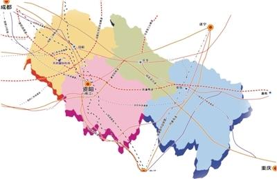 成渝高铁26日开通运行 资阳简阳两站长这样