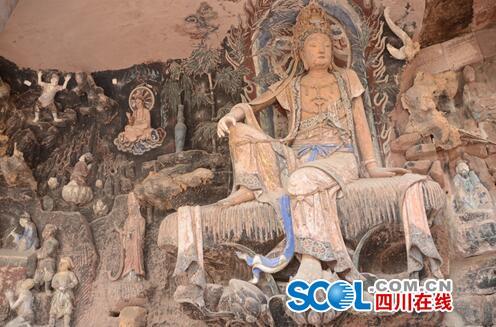 后故里 国庆来安岳追溯历史印记 视点图片 资阳频道图片