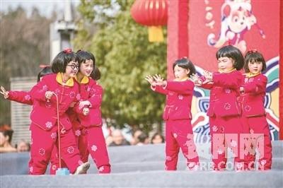 萌趣横生的《中国梦娃》